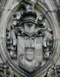 Image for Erb rodu Thun-Hohenstein - Decin, Czech Republic