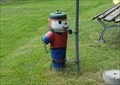 Image for Painted Hydrant - Birgisch, VS, Switzerland
