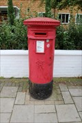Image for Victorian Post Box - Clapham Common South Side, London, UK