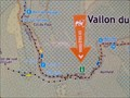 Image for Vous êtes ici - Bains - Ruisseau du Ninglinspo P21 Sedoz-Vallon du Ninglinspo