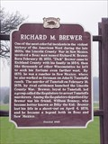 Image for Richard M. Brewer