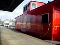 Image for The Southern Railroad Caboose-Cornelia, GA.