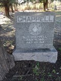 Image for W.H. Chappell - Myrtle Springs Cemetery - Myrtle Springs, TX