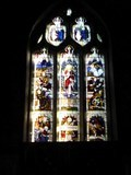 Image for East Window, St John the Baptist, Claines, Worcestershire, England
