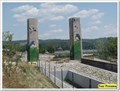 Image for Les piles de l'ancien pont sur la Durance - Manosque, France