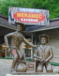 Image for Historic Route 66 - Meramec Caverns - Stanton, Missouri, USA.