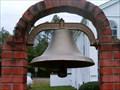 Image for Church Bell - McAuley Memorial AME Zion Church. Mt Gilead, NC