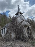 Image for Abandoned Church ~ Horton's Summit ~ Duffield, Virginia- USA.