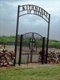 Image for Kothmann Cemetery Entry - Art, TX