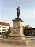 Image for Statue du Général Rapp - Colmar, Alsace, France