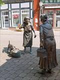 Image for Tratsch der Marktweiber — Rotenburg a. d. Fulda, Germany