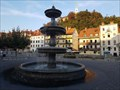 Image for Fountain, Novi trg / Breg - Ljubljana