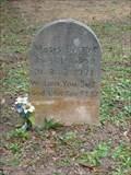 Image for Moses Buttler - Bosque Bello Cemetery - Fernandina Beach, FL