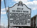 Image for Site of Van Horn's Tavern