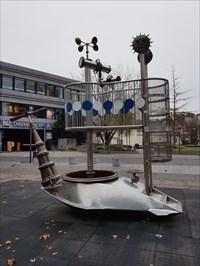 Spieleschiff in Aachen