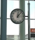 Image for Reloj aeropuerto2 - Santiago de Compostela, A Coruña, Galicia, España