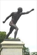 Image for Fighting or Borghese Gladiator, Roger Williams Park - Providence, RI