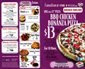 Image for 2 for 1 Pizza - Cranbrook, British Columbia