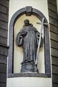 Image for Bernhard von Clairvaux - Kloster Heisterbach, Königswinter, NRW, Germany