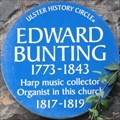 Image for Edward Bunting - St George's Churchyard, Belfast, UK