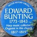 Image for Edward Bunting - St George's Churchyard, Belfast, UK
