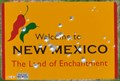 Image for Welcome to New Mexico ~ The Land of Enchantment
