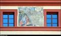 Image for Eastern Sundial in Jesuit House for Professed / Východní slunecní hodiny na nádvorí Jesuitského profesního domu - Malostranske namesti (Prague)