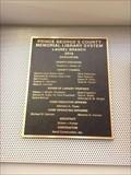 Image for Laurel Branch Library - 2016 - Laurel, MD