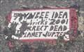 Image for Toynbee Tile - 15th &n Chestnut, Philadelphia