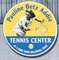 Image for Pauline Betz Addie Tennis Center - Bethesda, Maryland