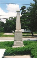 Image for Confederate Monument - Beaufort, SC