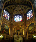 Image for Vitraux Eglise Saint-Eustache - Paris, Ile de France, France