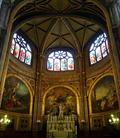 Image for Vitraux Eglise Saint-Eustache - Paris, Ile de France, France