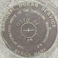 Image for National Ocean Service 0170 AF 2015 Benchmark - San Diego, CA