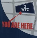 Image for 2 WTC Map - New York, NY