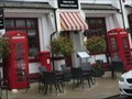 Image for Pair of Red Telephone Boxes - Knutsford, Cheshire, UK.