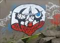 Image for Warehouse Graffiti - Reykjanesbær, Iceland