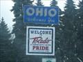 Image for Michigan - Ohio State Line