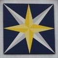 Image for Eastern Star Barn Quilt