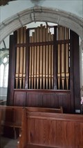 Image for Church Organ - St James - Jacobstow, Cornwall