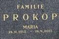Image for 101 - Maria Leopoldine Prokop - Wien, Austria
