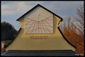 Image for Walk while you have the light, Sundial, Jablonne nad Orlicí, Czech Republic