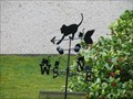 Image for Cat and Mouse Weathervane - May Hill - Ramsey, Isle of Man