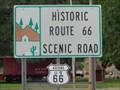 Image for Historic Route 66 - Locomotive Park - Kingman, Arizona, USA.