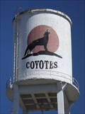 Image for Coyotes Water Tower - Alice TX