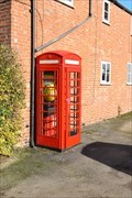 Image for Red Telephone Box - Walton, Leicestershire, LE17 5SA