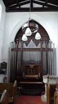 Image for Church Organ - St Mary the Virgin - Congerstone, Leicestershire
