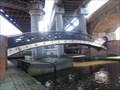 Image for Staffordshire Warehouse Footbridge - Manchester, UK