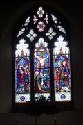 Image for East Window, St John the Baptist, Upper Boddington, Northants.