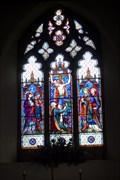 Image for East Window, St John the Baptist, Upper Boddington, Northants.